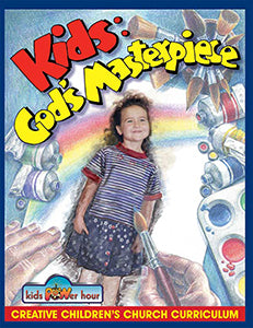 Kids: God's Masterpiece Teacher's Manual - KPH