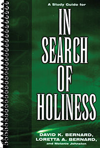 In Search of Holiness - Study Guide