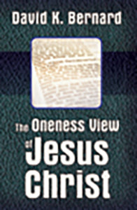 The Oneness View of Jesus Christ Braille (eBook)