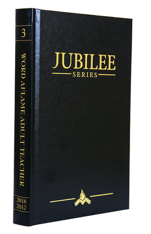 Jubilee Series Adult Hardbound - Volume 3 (2016-2017)