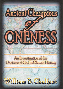 Ancient Champions of Oneness (eBook)