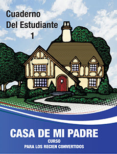 My Father's House - Level 1 - Student Growth Book (Spanish)