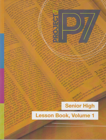 P7 Senior High - Volume 1