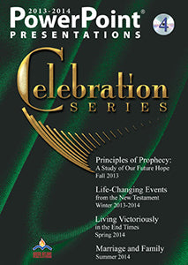 Celebration Series - Volume 4 (2013-2014) - PowerPoint (Zip)