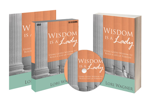 Wisdom is a Lady Small Group Kit