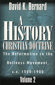A History of Christian Doctrine - Volume 2