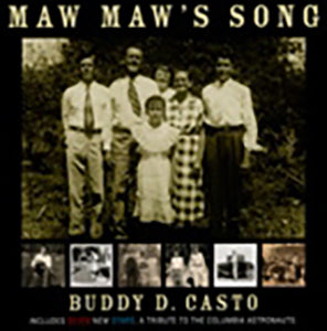 Maw Maws Song - CD (2004)