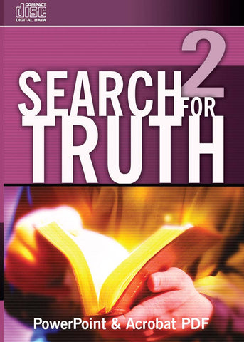 Search for Truth 2 - PowerPoint - CD