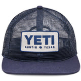 Meshy Trucker Hat, Navy
