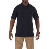 Men's Professional Short Sleeve Polo Shirt