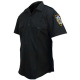 Men's NYPD Short Sleeve Shirt