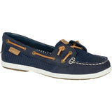 Women's Coil Ivy Perforated Boat Shoe