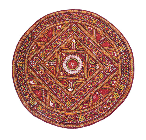 WALL DECORATION - Rabari Work- Cotton - Chakada
