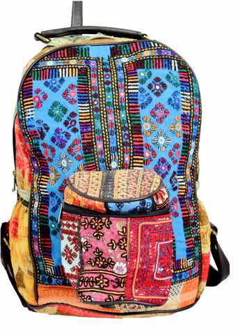 BACK PACK - Antique Work Back Pack