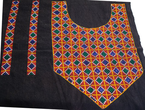 YOKE - Jat Work Hand Embroidery