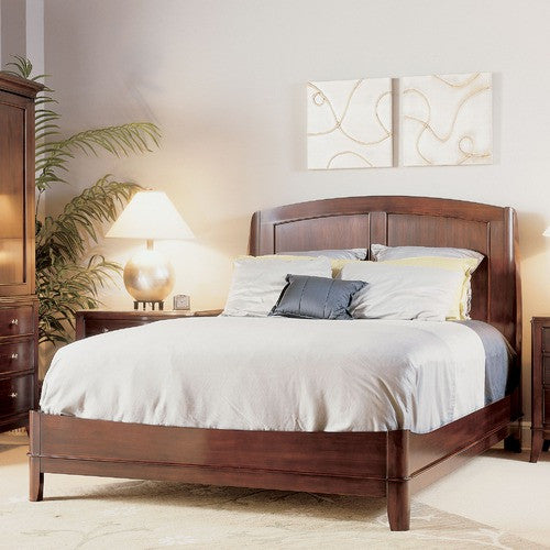 Moderne Wrap Bed by Cresent Furniture | 7776Q / 7776K / 7776C | The ...