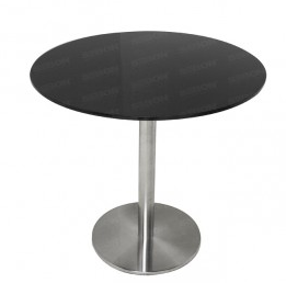 Circle Carbon Fiber Table