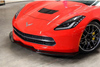 Chevrolet Corvette C7 Carbon Fiber Front Air Dam / Splitter 2014-Up