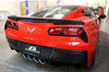 Chevrolet Corvette C7 Carbon Fiber Rear Deck Spoiler 2014-Up
