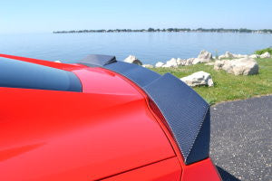 Corvette C7 Carbon Fiber Rear Spoiler