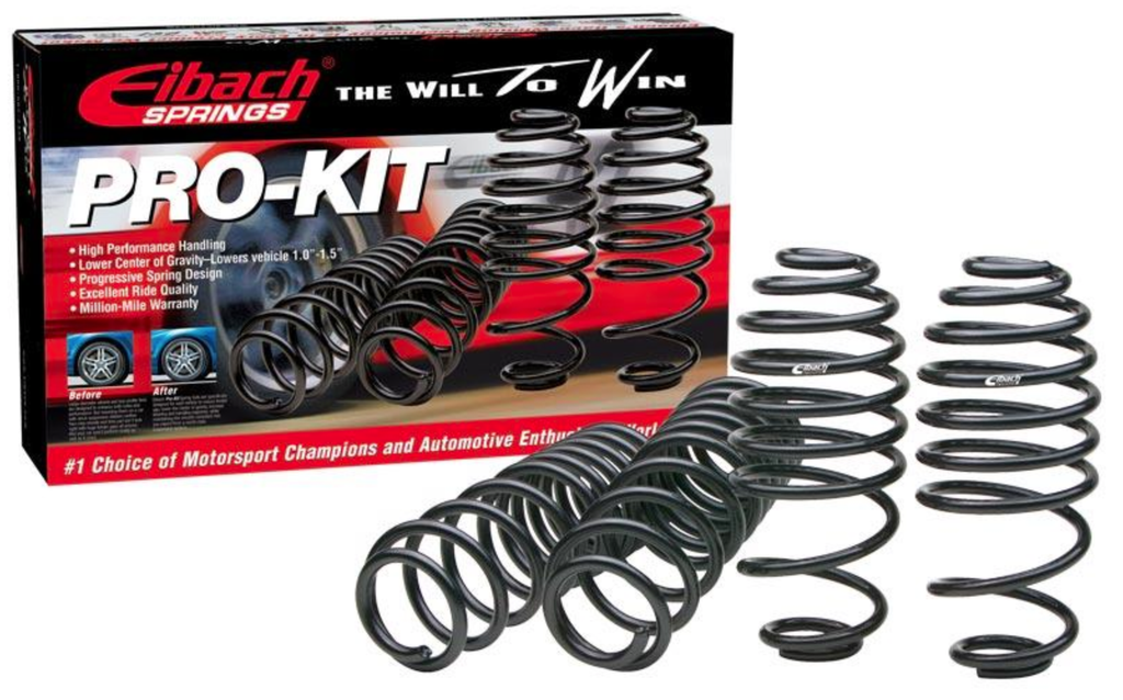Eibach Pro-Kit for 14 Ford Focus ST CDH 2.0L EcoBoost