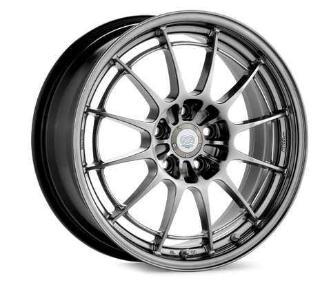 Enkei NT03+M 18x9.5  40mm Offset  Silver Wheel