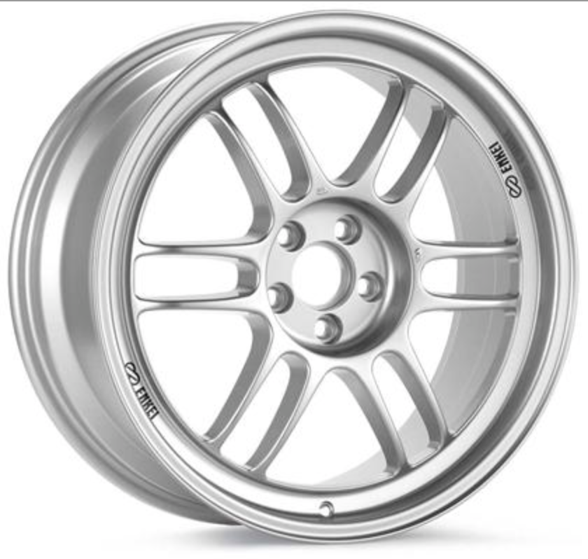 Enkei RPF118x9.5 5x114.3 38mm Offset