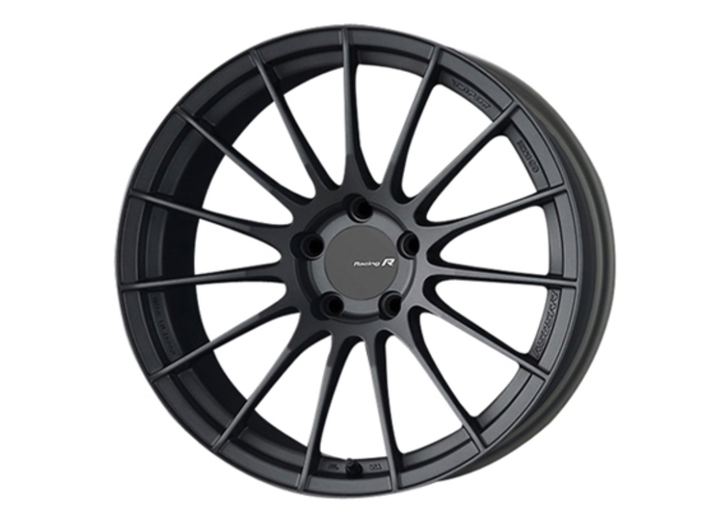 Enkei RS05-RR 18x10.5 Matte Gunmetal Wheel