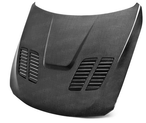 GTR-Style Carbon Fiber Hood for BMW F30 & F32