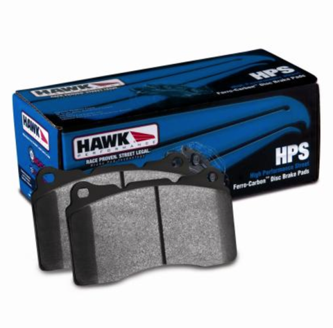 Hawk 13-14 Ford Focus STPerformance Ceramic Street Front & Rear Brake Pads