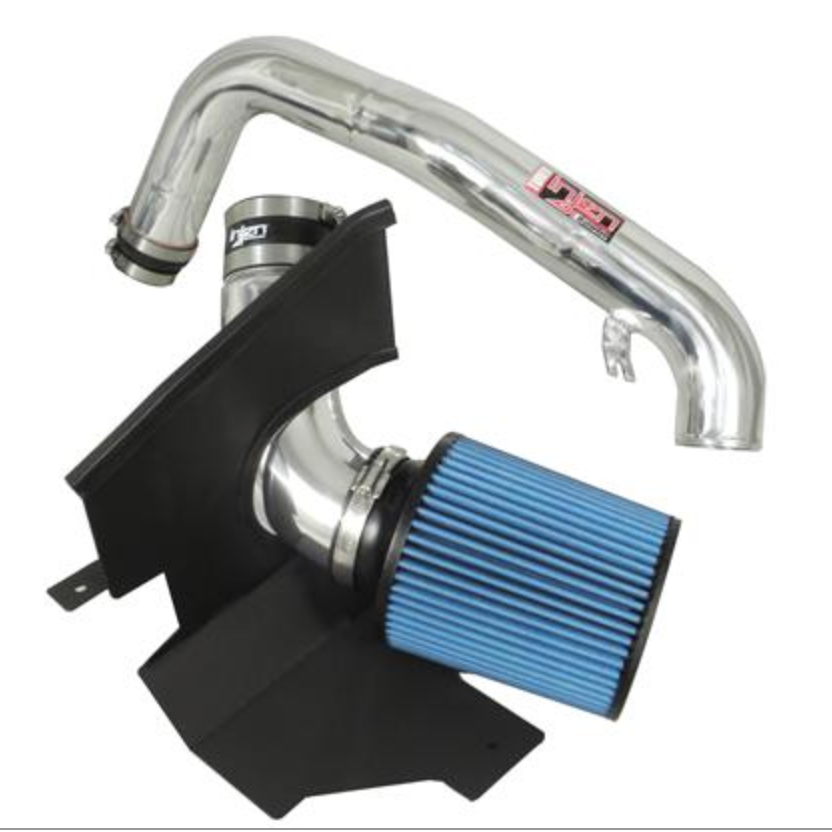 Injen 13-14 Ford Focus ST 2.0L (t) 4cyl Polished Short Ram Intake w/MR Tech & Heat Shield