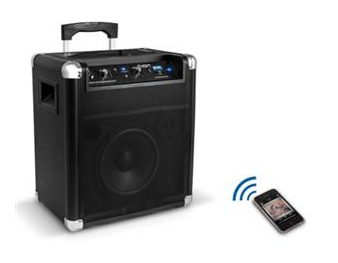 Ion Audio IPA56 Speaker System - 18 W RMS