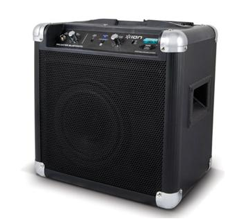 Ion Audio Tailgater Bluetooth Compact Speaker System with Wireless Technology