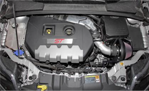 K&N 13 Ford Focus ST L4-2.9L F/I Typhoon Performance Intake