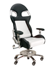 LXE Office Chair White