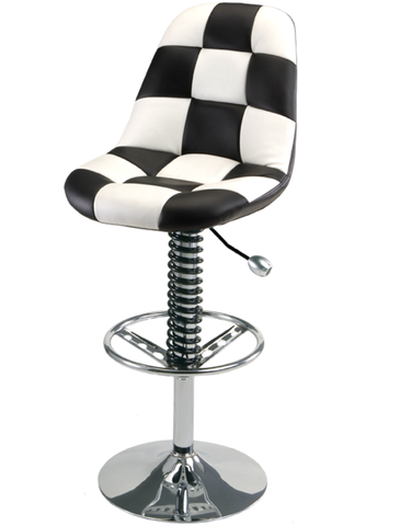Pit Crew Bar Chair