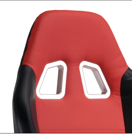GT Office Chair Red