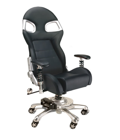 LXE Office Chair Black