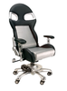 LXE Office Chair Silver