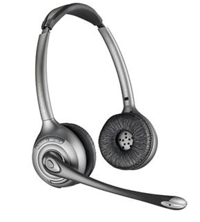 Plantronics WO350 Savi Office Binaural Wir