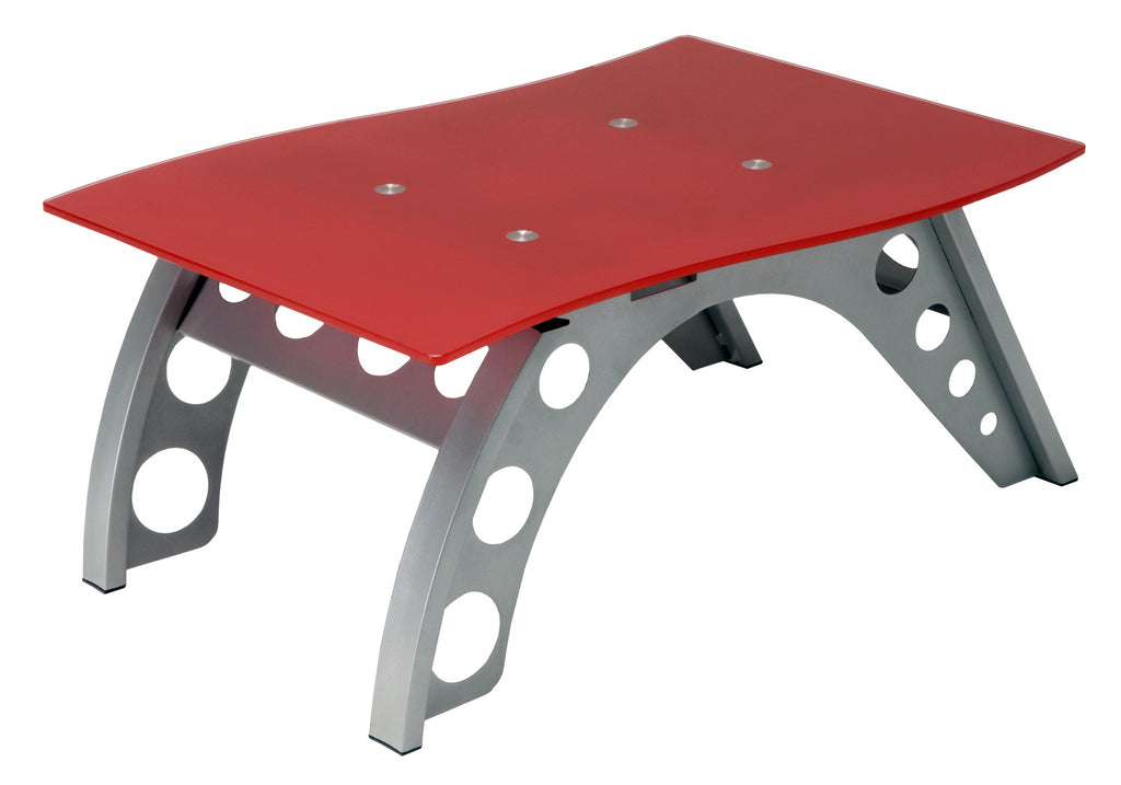 Pit Stop Furniture Guest Receiving Chairs with Racing Side Table