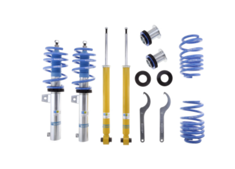 Bilstein B14 (PSS) Front & Rear Performance Suspension Kit 2015 Audi A3 / 2015 VW Golf