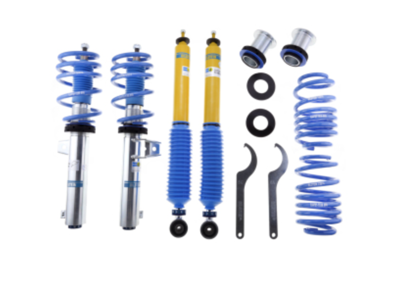 Bilstein B16 (PSS10) Front & Rear Performance Suspension System 15+ Audi A3 Audi S3, Golf ALL