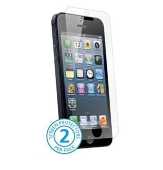 BodyGuardz HD Anti-glare ScreenGuardz for Apple iPhone 5 Clear