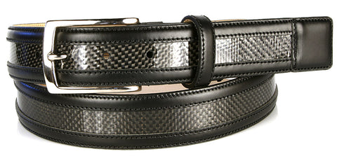 Michael Toschi Carbon Fiber Belt