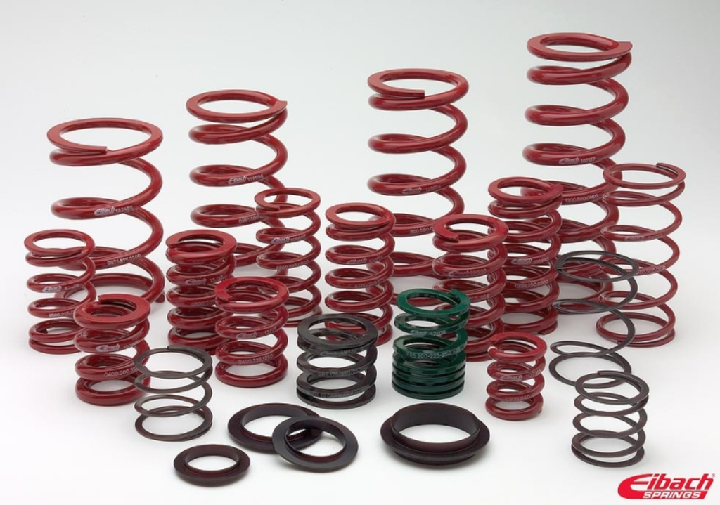 5515.880 PRO-PLUS (PRO-KIT Springs & ANTI-ROLL-KIT Sway Bars)