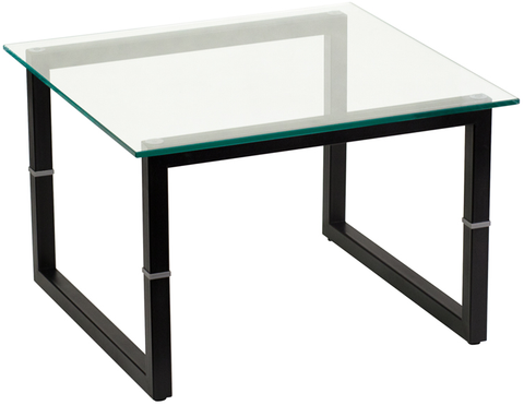 Luxe Glass Side/End Table