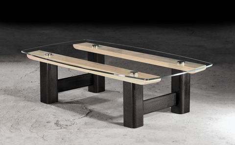 Carbon Fiber Coffee Table 2