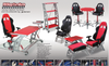 Pit Stop Furniture Red Line Package