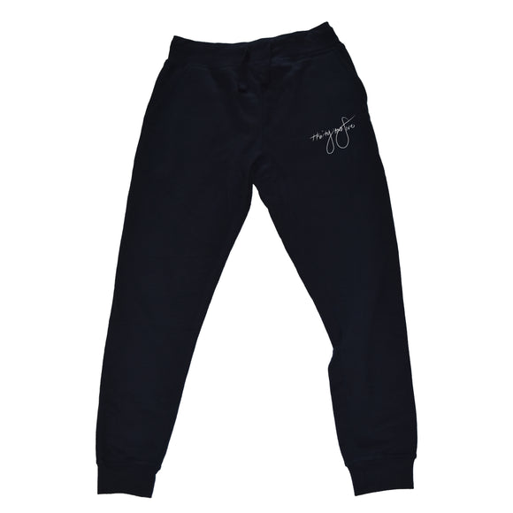 30:5 Navy Joggers, Small / Navy - Good Friend Graphics